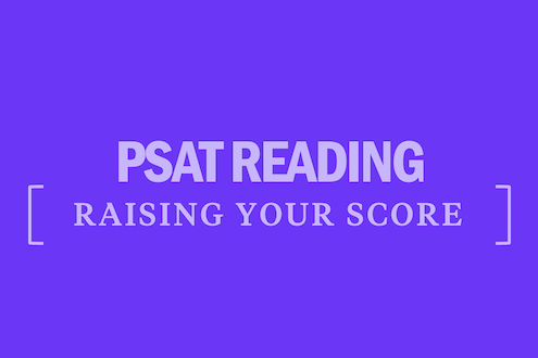 psat-reading-raising-your-score