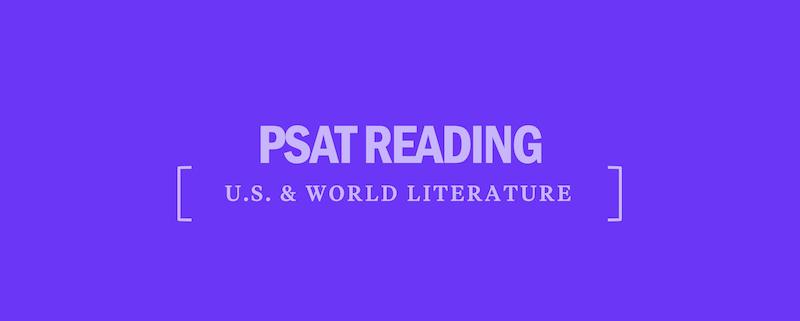 psat-reading-us-world-literature-questions