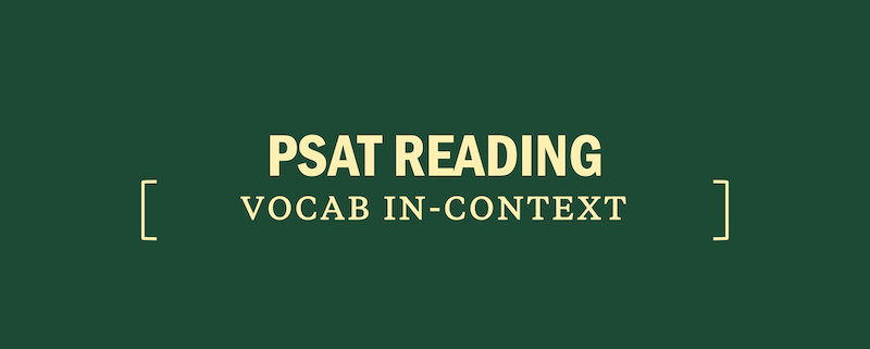 psat-reading-vocab-in-context