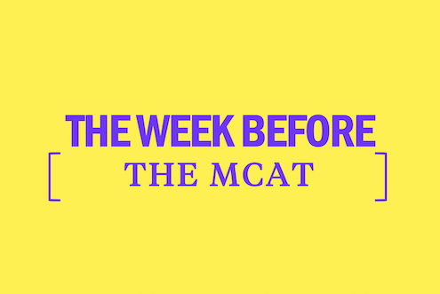 the-week-before-the-mcat