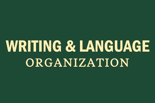 writing-language-psat-organization