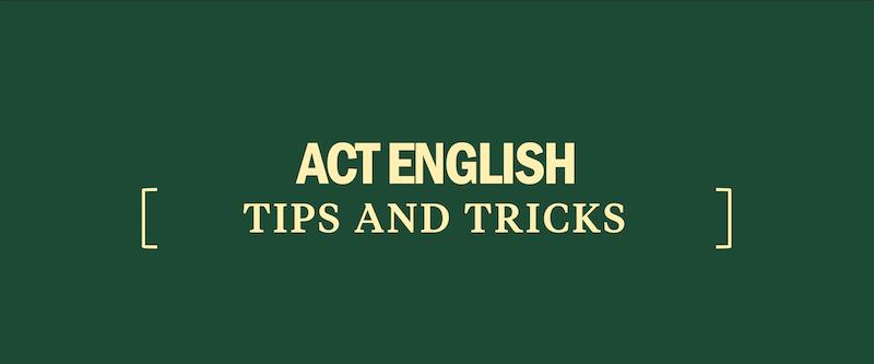 Top 10 Tips for ACT English - Kaplan Test Prep