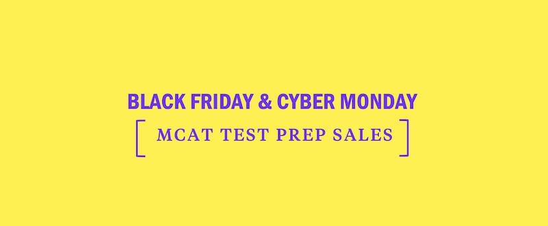 Black Friday Cyber Monday 2020 Mcat Deals Kaplan Test Prep