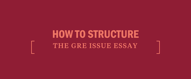 gre issue essay sample
