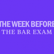 the-week-before-the-bar-exam
