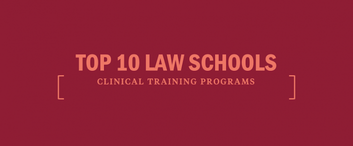 top-clinical-training-law-school-programs
