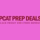 2020-pcat-test-prep-sales-deals-black-friday-cyber-monday