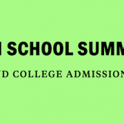 high-school-summers-college-admissions-top-tips-best-strategy-expert-advice-covid-19-coronavirus