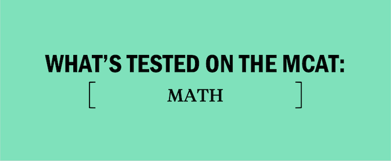 what's-tested-on-the-mcat-math-mathematics